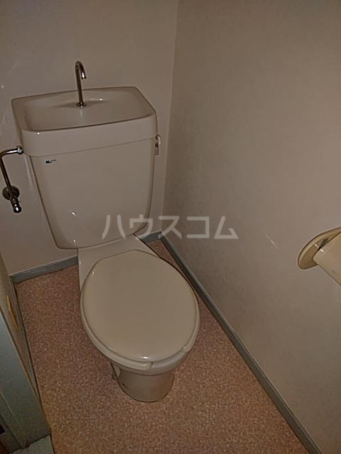 東和ハイツ 203号室のトイレ