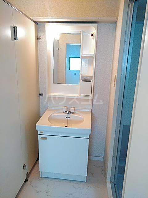 ラバーゼ東綾瀬 304号室の洗面所