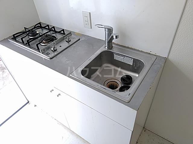 hacco house(ハッコハウス) 102号室のキッチン