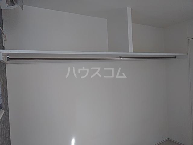 hacco house(ハッコハウス) 102号室の収納