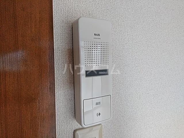 ベクヴェーム北綾瀬Ⅱ 202号室のセキュリティ