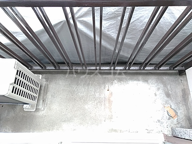 ホームズ村井 101号室のバルコニー