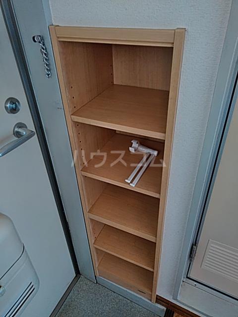 カーザ泉 201号室の収納