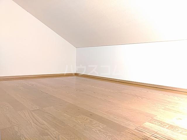 カーザ泉 201号室の居室