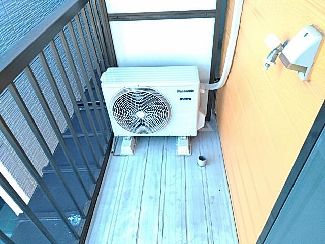カーザ泉 201号室の設備