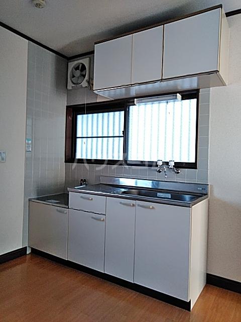 コーポ北嶋 205号室のキッチン
