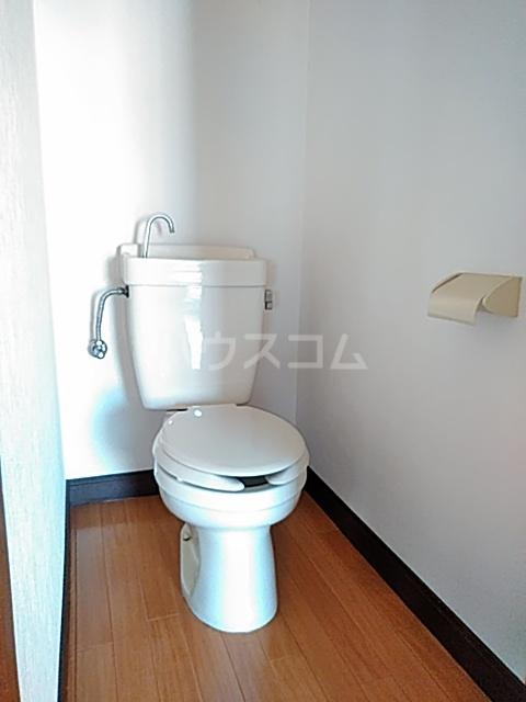 コーポ北嶋 205号室のトイレ