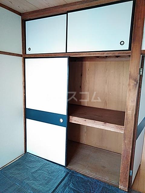 コーポ北嶋 205号室の収納