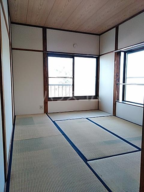 コーポ北嶋 205号室の居室