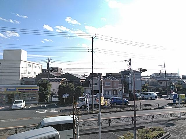 田村ルビーハイム 302号室の景色