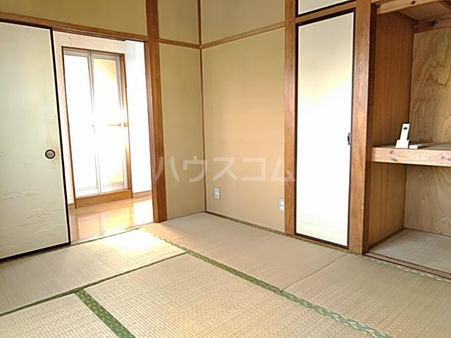 田村ルビーハイム 302号室の居室