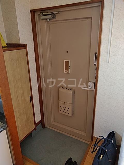 田村ルビーハイム 302号室の玄関