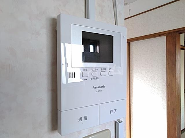 田村ルビーハイム 302号室のセキュリティ