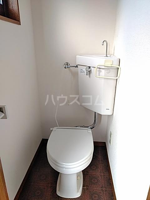 田村ルビーハイム 302号室のトイレ