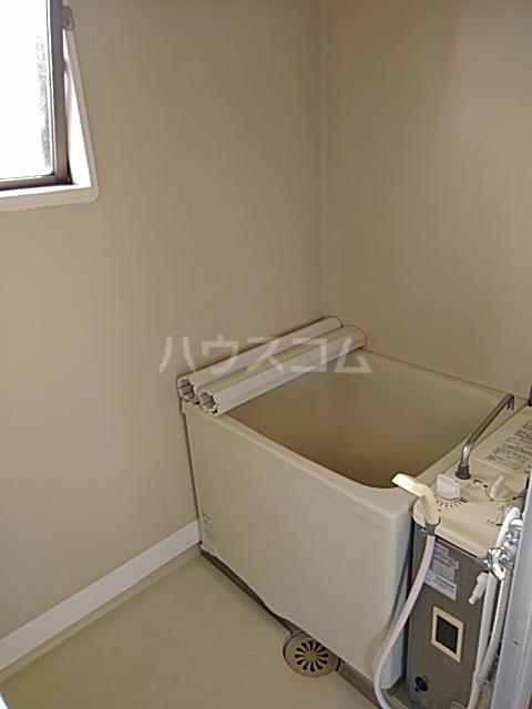 田村ルビーハイム 302号室の風呂