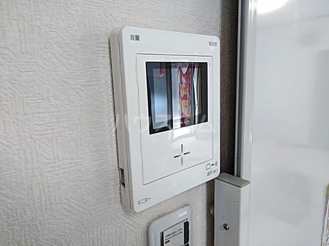 もみの気ハウス 205号室のセキュリティ