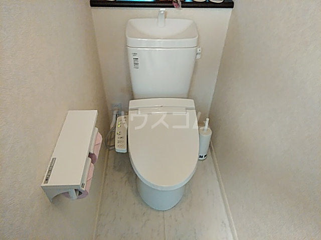 もみの気ハウス 205号室のトイレ