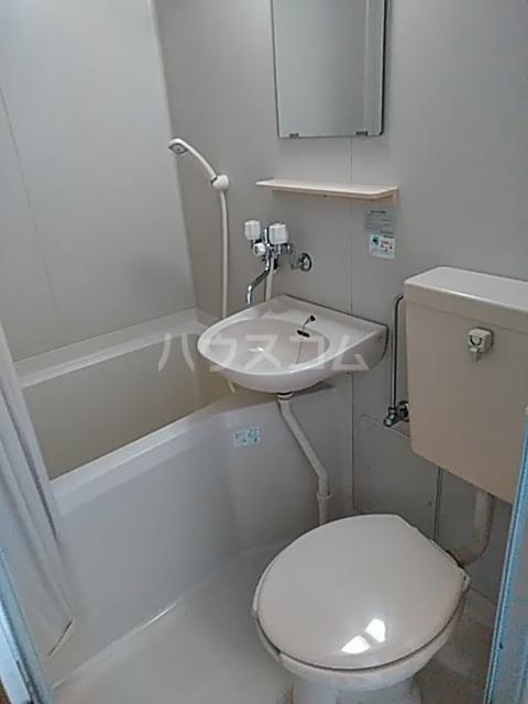 コンフォートアヤセ 202号室の風呂