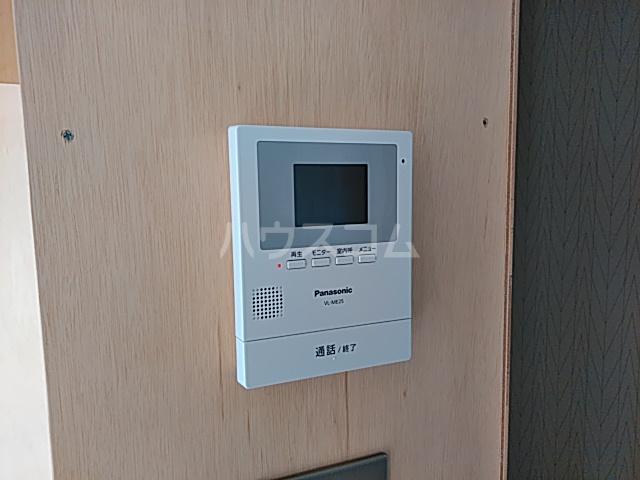 いろどりの杜 204号室のセキュリティ