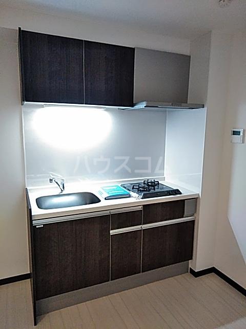 エルスタンザ綾瀬DEUX 103号室のキッチン