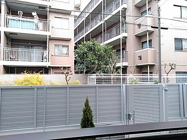 エルスタンザ綾瀬DEUX 103号室の景色