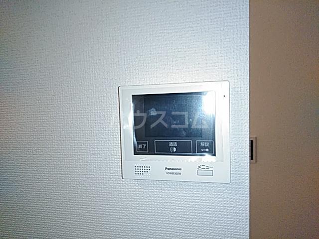 エルスタンザ綾瀬DEUX 202号室のセキュリティ