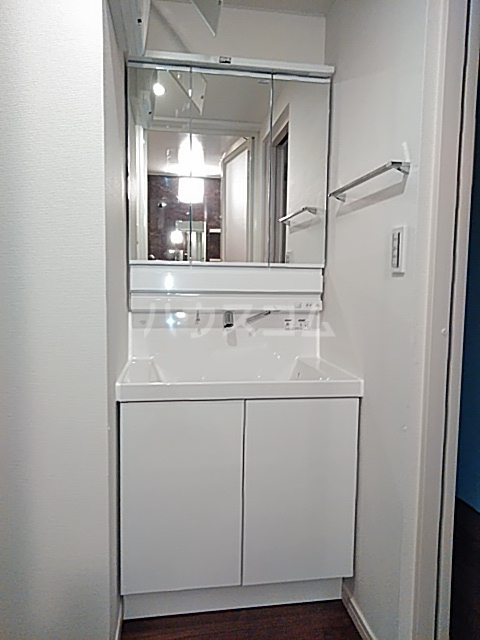 エルスタンザ綾瀬DEUX 203号室の洗面所