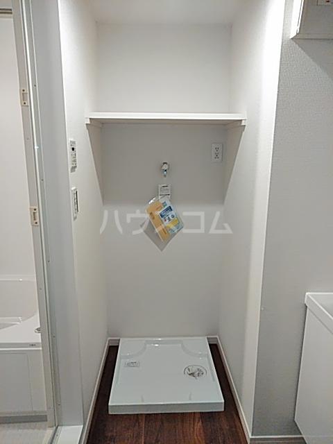 エルスタンザ綾瀬DEUX 203号室の設備