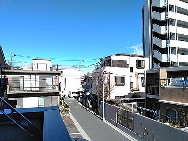 エルスタンザ綾瀬DEUX 207号室の景色