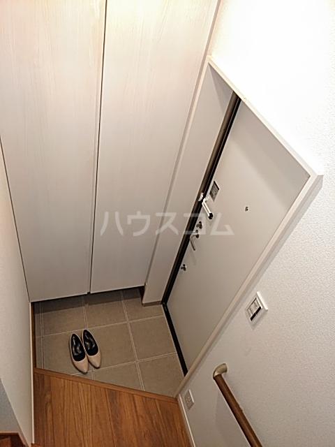 エルスタンザ綾瀬DEUX 207号室の玄関