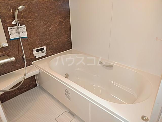 エルスタンザ綾瀬DEUX 207号室の風呂