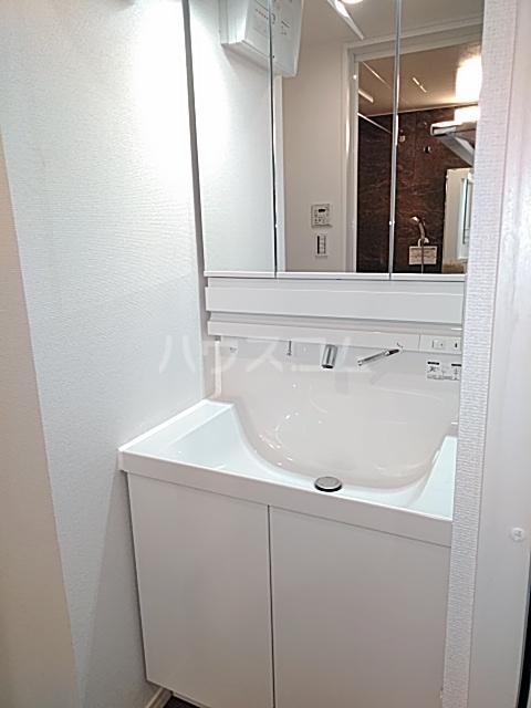 エルスタンザ綾瀬DEUX 207号室の洗面所