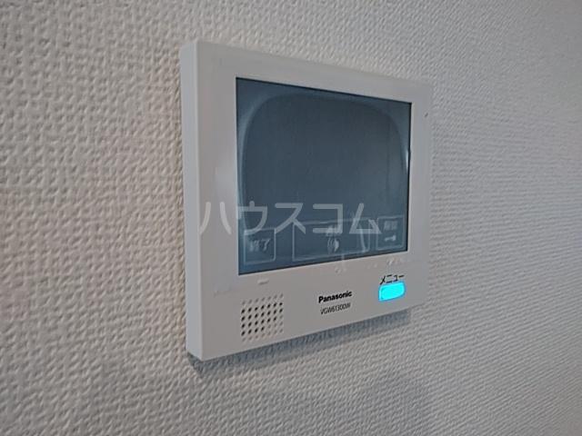 エルスタンザ綾瀬DEUX 207号室のセキュリティ