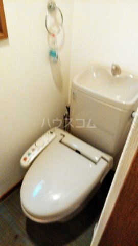 コミュニティハウス綾瀬 201号室のトイレ