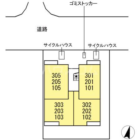 GOLDEN RINGS 12 301号室のその他