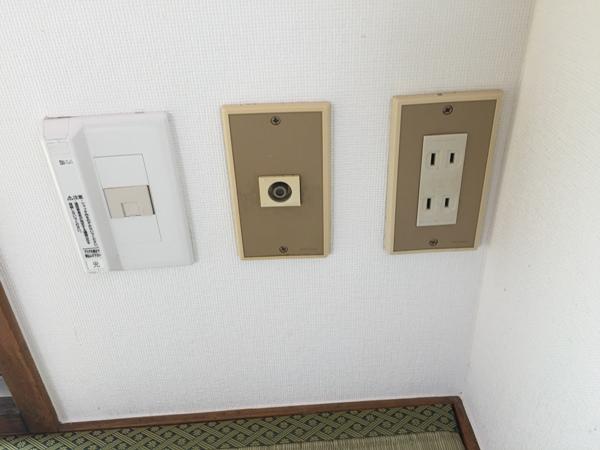 スカイハイツオダ 4C号室の設備