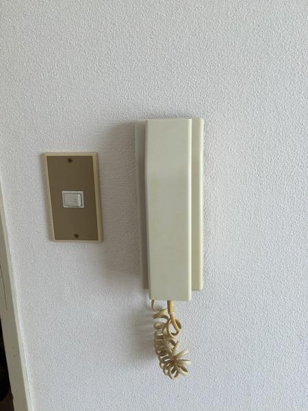 スカイハイツオダ 4C号室のセキュリティ