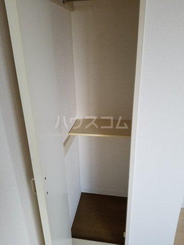 カーサビアンカ辰巳 5A号室の収納