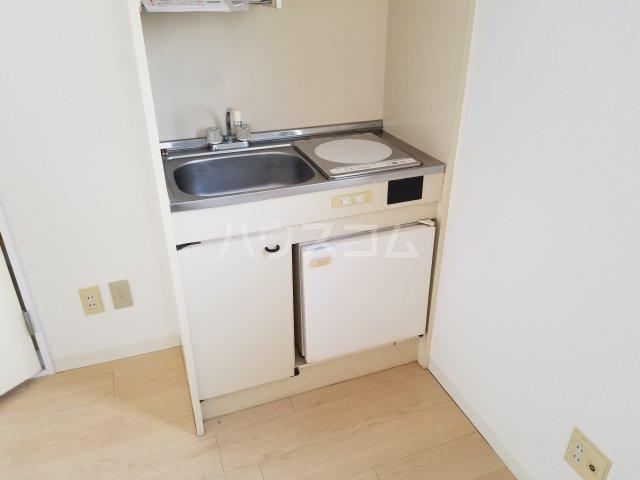 カーサビアンカ辰巳 5A号室のキッチン