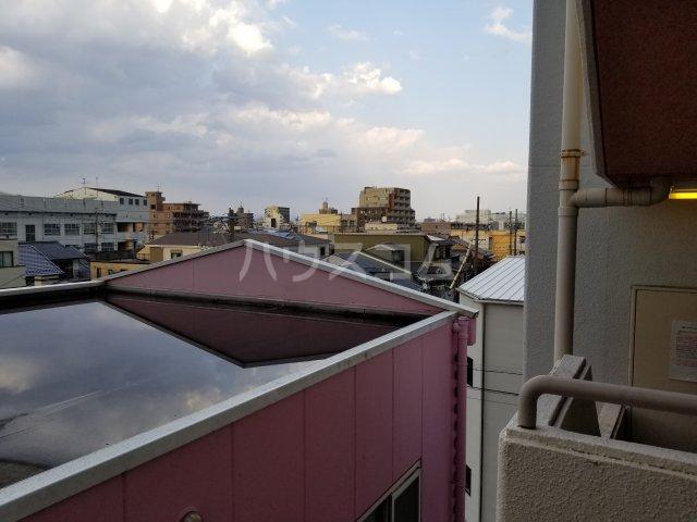 カーサビアンカ辰巳 5A号室の景色