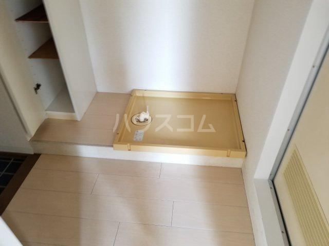 カーサビアンカ辰巳 5A号室の玄関