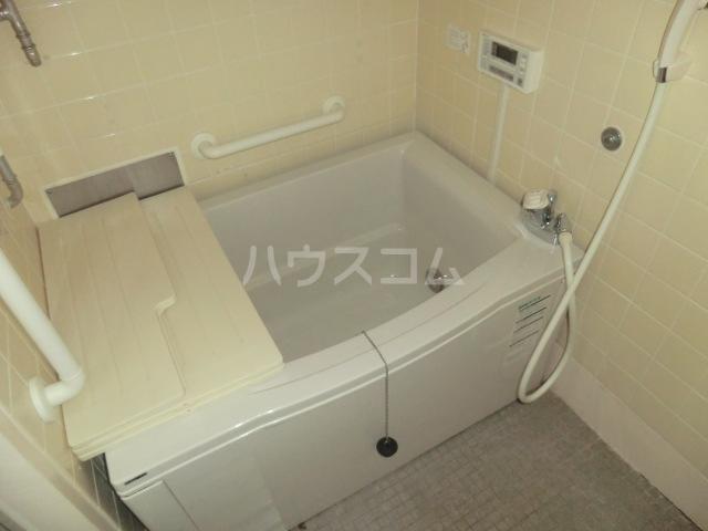 中駒九番団地 3号棟 1121号室の風呂