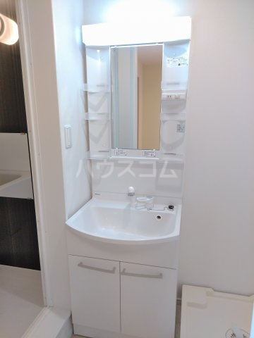 BR四街道 202号室の洗面所