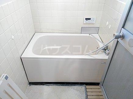 千代田グリーンハイツ 402号室の風呂
