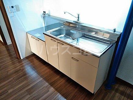 千代田グリーンハイツ 402号室のキッチン