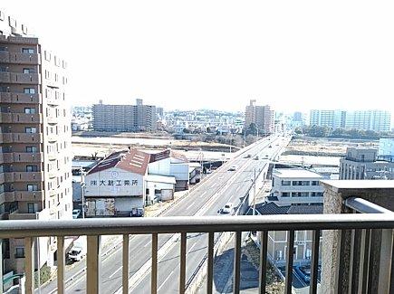 千代田グリーンハイツ 402号室の景色