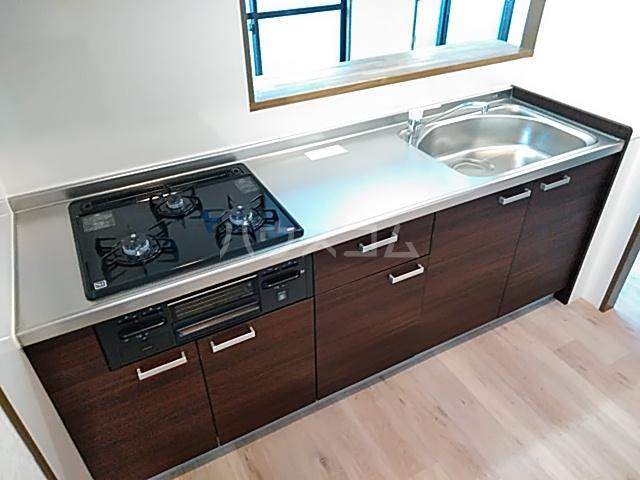 セレクト ドゥ 101号室のキッチン