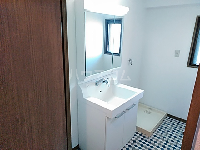 セレクト ドゥ 101号室の洗面所