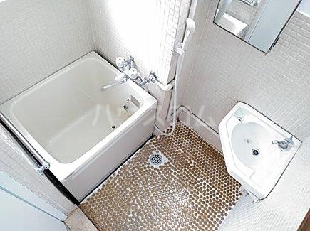 大森西住宅9号棟 103号室の風呂