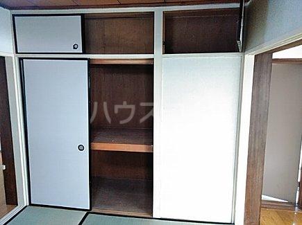 大森西住宅9号棟 103号室の収納